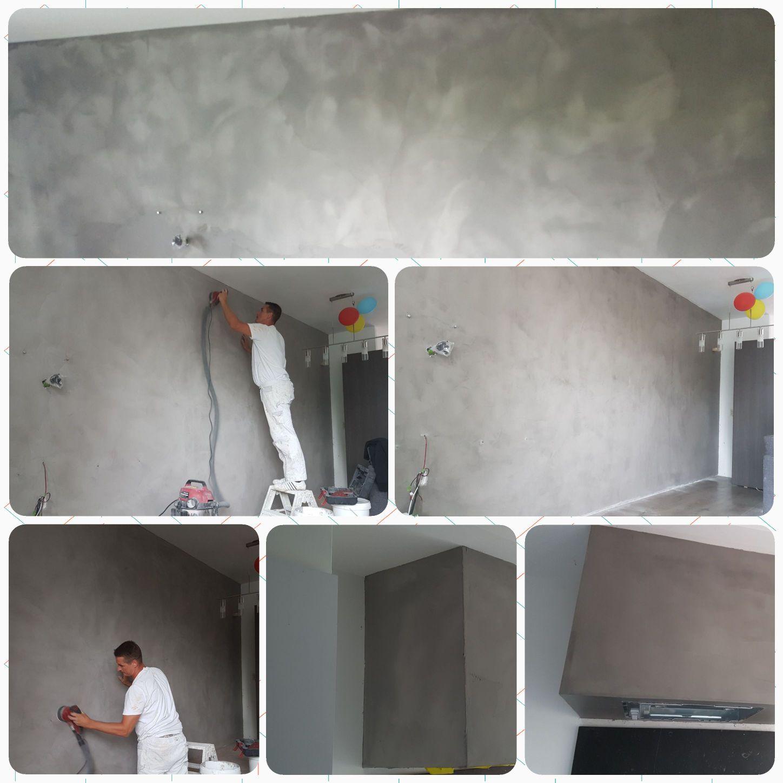 Beton cire (beton look) specialist omgeving Breda